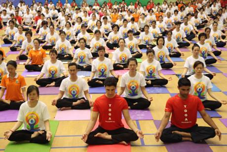 Cơ sở tập luyện Yoga phải có giấy chứng nhận tập huấn