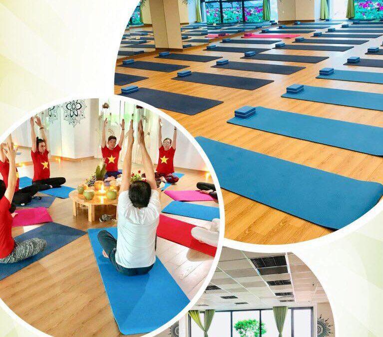 Trung tâm Hướng dẫn phương pháp Yoga Việt Nam mở lớp Hướng dẫn thực hành Yoga tại 48, Tố Hữu, Hà Nội