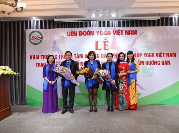Chức năng, nhiệm vụ của Trung tâm HD phương pháp Yoga Việt Nam