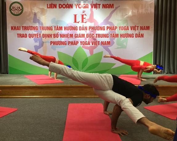 Chú ý hơn tới chất lượng chuyên môn tại các cơ sở yoga của Việt Nam