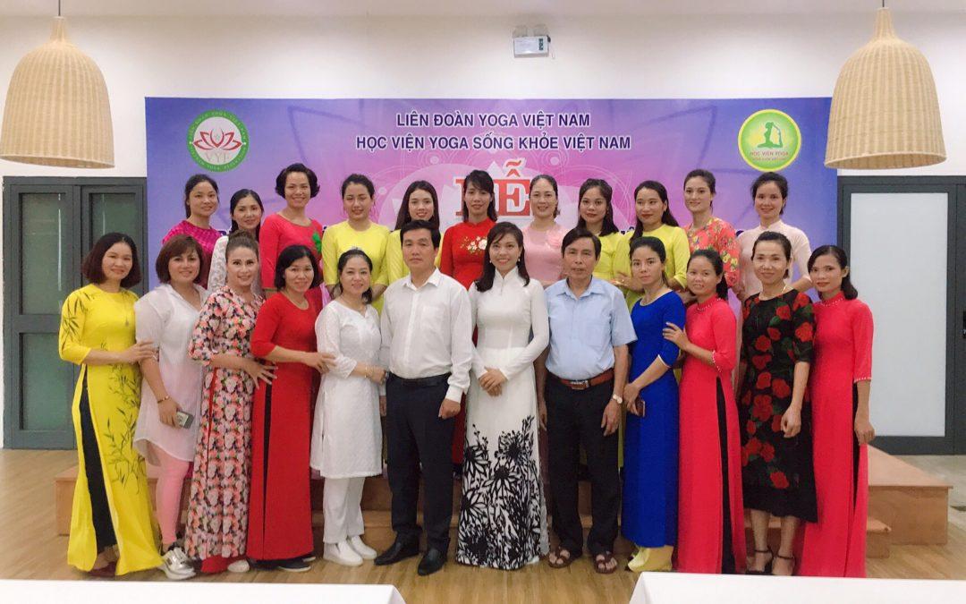 Liên đoàn Yoga Việt Nam không chấp nhận bất cứ hình thức Yoga nào trái với thuần phong, mỹ tục