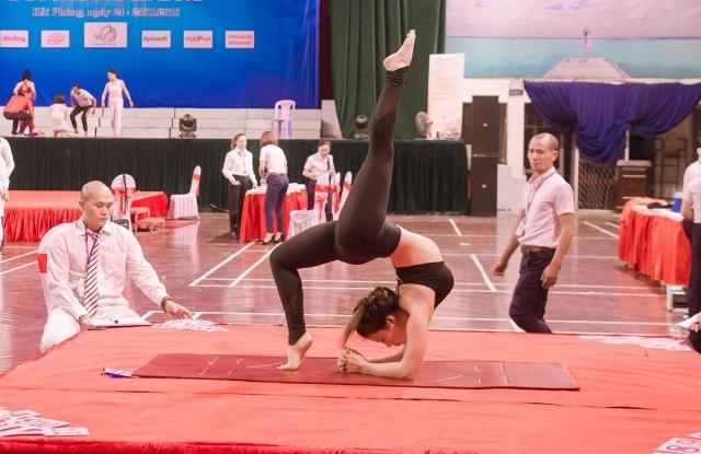 Sắp diễn ra giải Vô địch Yoga quốc gia lần thứ II năm 2019