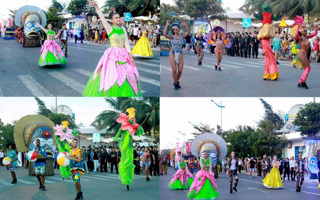 Thanh Hóa: Tưng bừng Lễ hội Carnival Sầm Sơn và Khai mạc Festival Yoga toàn quốc năm 2020